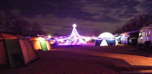 CCCクリスマスキャンプ2007
