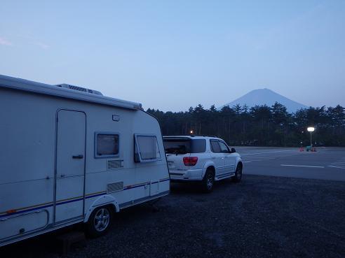 富士登山トレーラー