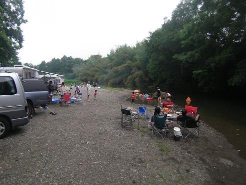 リバーサイドキャンプ
