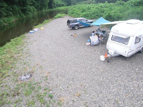 清流キャンプ