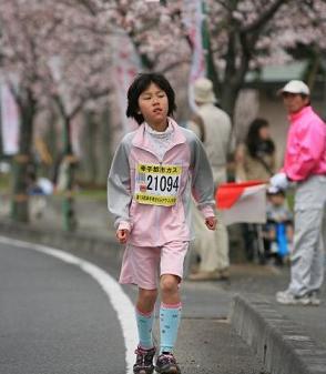 牽っき~マラソンクラブ ジュニアの部