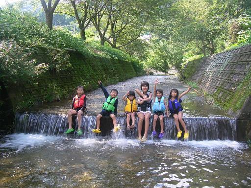 夏休み冒険会