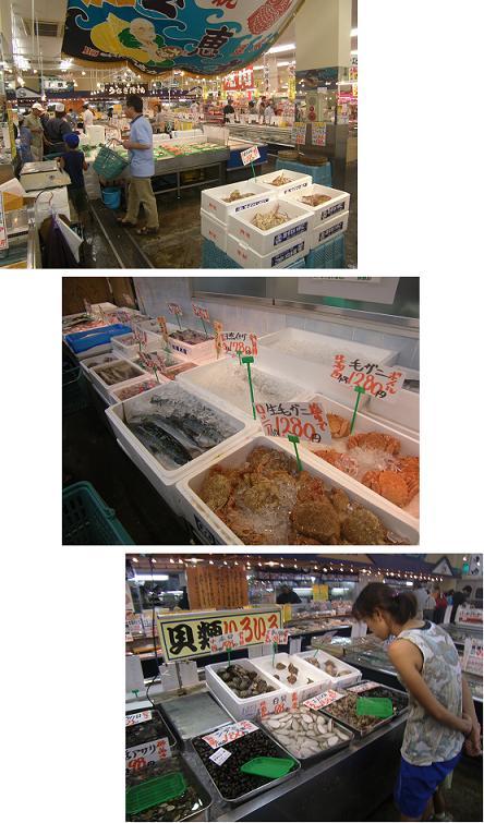 鮮魚センター