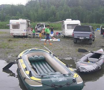 風船キャンプ