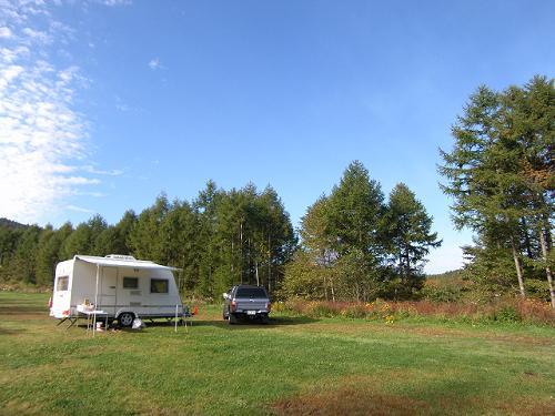 北軽キャンプ