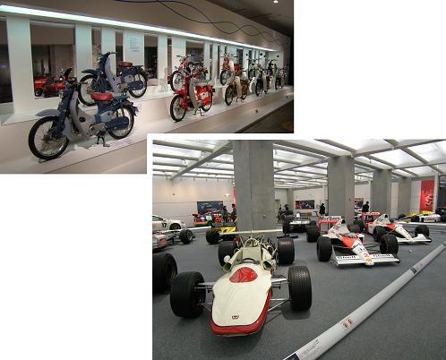ホンダ博物館